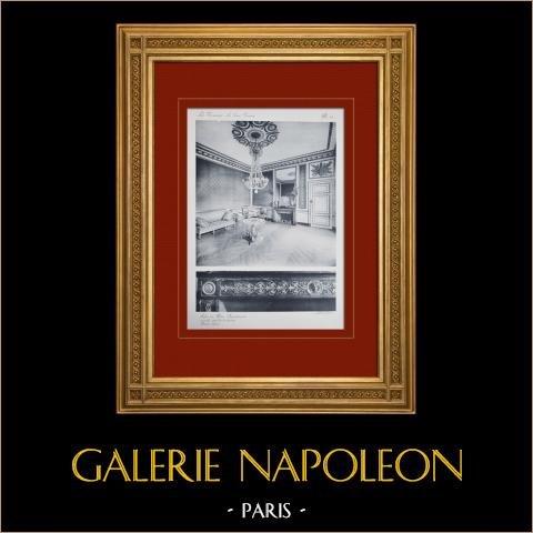 Paleis van Versailles - Het Groot Trianon - Salon des Petits Appartements |