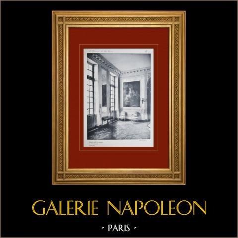 Pałac Wersalski - le Petit Trianon - Grande Salle à Manger |