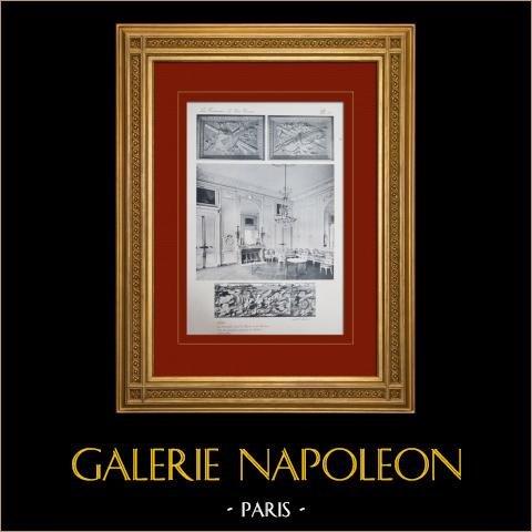 Pałac Wersalski - le Petit Trianon - Salon |