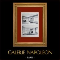 Slottet i Versailles - Le Petit Trianon - Petits Appartements - Grand Salon et Salon Ovale