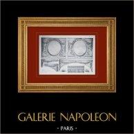 Palace of Versailles - Le Petit Trianon - Appartements du second étage