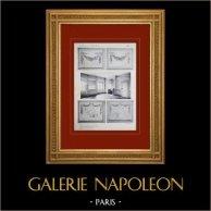 Palace of Versailles - Le Petit Trianon - Petits Appartements du second étage