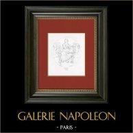 Allegory - Philosophy (Raphael - Raffaello Sanzio)