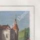 DETAILS 05   Sourniac Castle - Auvergne (Cantal - France)