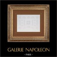 Antique Paris City Hall  - Apartments - Decoration - Paintings - Vitrines