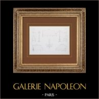 Antique Paris City Hall  - Apartments - Decoration - Furniture