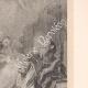 DETAILS 05 | Italian painting - Sketch - Sainte-Anne Vision (Giambattista Tiepolo)