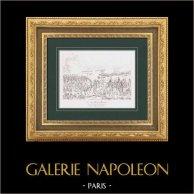 Battle of Marengo (1800) - Napoleon Bonaparte - Napoleonic Wars - Austrian Army vs French Army - Italy