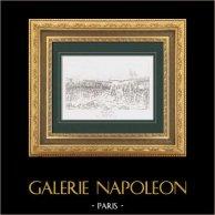 Napoléon Bonaparte - Guerres Napoléoniennes - La Bataille d'Iéna (14 Octobre 1806)