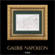 Napoleone Bonaparte devanti Madrid - 1808 - Guerra d'Indipendenza Spagnola (Gros)