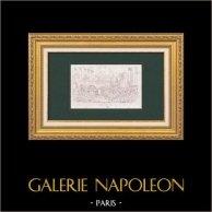 Allégorie - Apothéose de la France - Victoires de Napoléon Ier (Regnault)