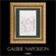 Etablissement de la République Cisalpine à Milan (9 Juillet 1797) - Napoléon Bonaparte