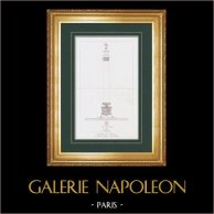 Colonne Napoléone - Napoleão I - Bolonha-sobre-o-Mar (França)