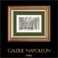 Palacio de Fontainebleau - Galería Enrique II (Seine-et-Marne - Francia)