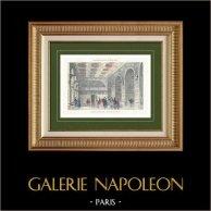 Castello di Fontainebleau - Galleria Enrico II (Senna e Marna - Francia)