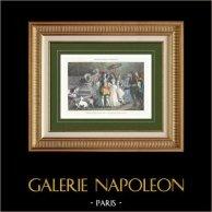 Palace of Versailles (France) - Garden - Louis XIV's walk