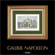 Palacio de las Tullerías - Palais des Tuileries - Paris (Francia)
