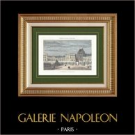 Palace of Versailles (Ile de France - France) - General View