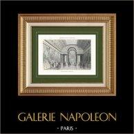 Château de Versailles - Galerie des Batailles (Ile de France - France)