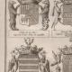 DETAILS 02 | Heraldry - Coat of Arms - Escutcheon - Encyclopédie Méthodique - Diderot's Encyclopédie - Pl.22