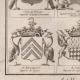 DETAILS 03 | Heraldry - Coat of Arms - Escutcheon - Encyclopédie Méthodique - Diderot's Encyclopédie - Pl.22