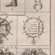 DETAILS 05 | Heraldry - Coat of Arms - Escutcheon - Encyclopédie Méthodique - Diderot's Encyclopédie - Pl.27