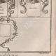 DETAILS 06 | Heraldry - Coat of Arms - Escutcheon - Encyclopédie Méthodique - Diderot's Encyclopédie - Pl.27