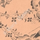 DETAILS 01 | Japanese art - Technical drawings - Butterflies and Flowers