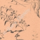 DETAILS 02 | Japanese art - Technical drawings - Butterflies and Flowers
