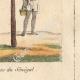 DÉTAILS 06   Peuples du Monde - Afrique - Nègre et Nègresse du Sénégal