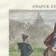 DETAILS 01   French Regional Costumes - Corsica - Portraits - Pascal Paoli (1725-1807) - Letizia Bonaparte (1750-1836)