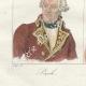 DETAILS 05   French Regional Costumes - Corsica - Portraits - Pascal Paoli (1725-1807) - Letizia Bonaparte (1750-1836)