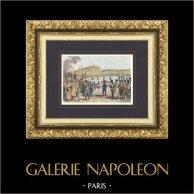 Napoleón Visita el Puerto de Cherbourg (1811)
