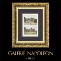 Vues de la France & Batailles Napoléoniennes