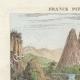 DETAILS 01 | Basin of Chites - Waterfall Niagara of Sainte Suzanne (Ile Bourbon - Reunion)