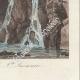 DETAILS 06 | Basin of Chites - Waterfall Niagara of Sainte Suzanne (Ile Bourbon - Reunion)