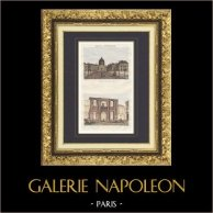 Institut de France - Beaux-Arts de Paris - Arch of Gaillon (Paris)