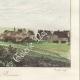DETAILS 06 | Ruins of Lehon Castle in Dinan - View of Saint Brieuc (Côtes d'Armor - France)