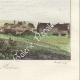 DETAILS 08 | Ruins of Lehon Castle in Dinan - View of Saint Brieuc (Côtes d'Armor - France)