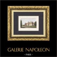 Castello di Chambord (Loir-et-Cher - Francia) - Rinascimento - Francesco I di Valois - Monumento Storico