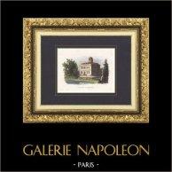 Navarre Castle (Eure - France) - Destroyed