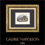Palais Gallien - Amphitheater - Bordeaux (Gironde - France)