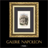 Thermae of Julian the Apostate - Thermes de Julien - Palais des Thermes de Cluny - Paris (France)