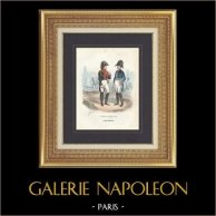 Napoleonic Soldier - Uniform - Imperial Guard - Army Surgeon - Inspecteur aux Revues