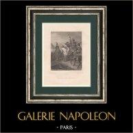 Napoleon - Napoleonic Campaign in Egypt - Ottoman Empire - Napoleon at Battle of the Pyramids - Armee d'Orient - 1798