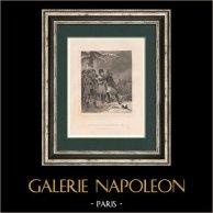 Napoleão - Guerras Napoleónicas - Campanha da Rússia - Smolensk - Marechal Ney (1812)