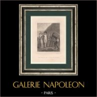 Napoleon - Walk in Island of St. Helena