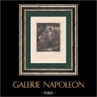 Napoleon  in Compiègne Forest