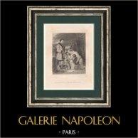 Napoleón y familia Moltrecht