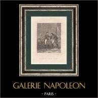 Napoleon and Dominique-Jean Larrey, Great Army's Surgeon